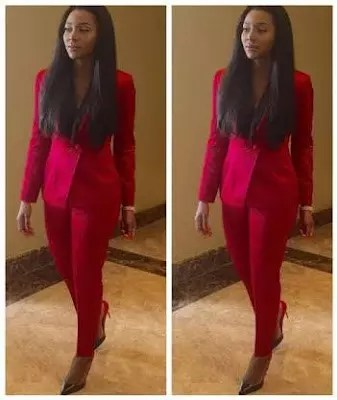 YOU NEED TO CHECK THIS NIGERIAN ACTRESSES' STYLES 12