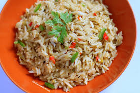 A RECIPE FOR CHINESE FRIED RICE 1