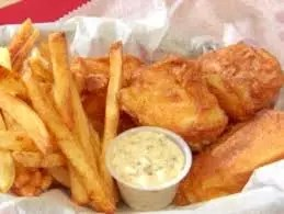 A RECIPE FOR BEER BATTERED FISH 1