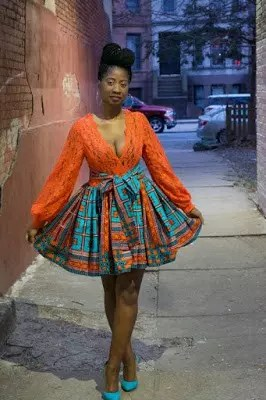 ANKARA Not Wasted, Check These Stunning Styles 4