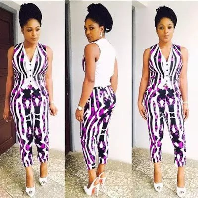 ANKARA Not Wasted, Check These Stunning Styles 5