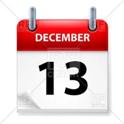 HISTORIES MADE ON DECEMBER 13 - BY BABATUNDE ADEBOLA 2