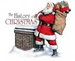 THE HISTORY OF CHRISTMAS - JOHNSON JAKINS 1