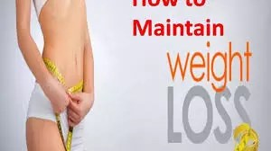7 WAYS TO MAINTAIN WEIGHT LOSS 1
