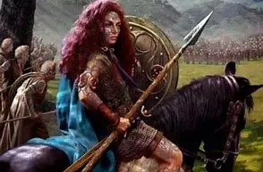 THE HISTORY AND LEGENDS OF THE AMAZON WARRIOR WOMEN 1