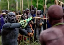 THE ETHIOPIAN SURI: WHERE A MAN MUST FIGHT TO WIN HIS WIFE 1