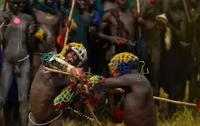 THE ETHIOPIAN SURI: WHERE A MAN MUST FIGHT TO WIN HIS WIFE 8