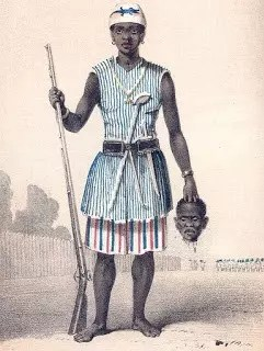 THE FEARLESS AND GALLANT AMAZONS OF DAHOMEY - BY JOHNSON OKUNADE 7