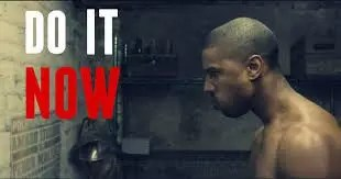 FOOD FOR THOUGHT: DO IT NOW 1
