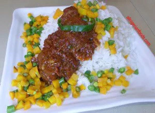 A RECIPE FOR NIGERIAN TOMATO STEW 2
