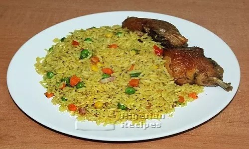 A RECIPE FOR NIGERIAN FRIED RICE 1
