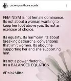 WHAT FEMINISM MEANS TO ME 4