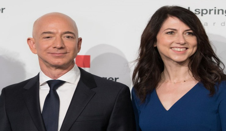 FACTS ABOUT JEFF BEZOS AND MACKENZIE BEZOS' DIVORCE 1