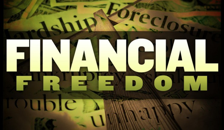 INTRODUCING; OBVIOUS REASONS WHY YOU DESERVE FINANCIAL FREEDOM! 1