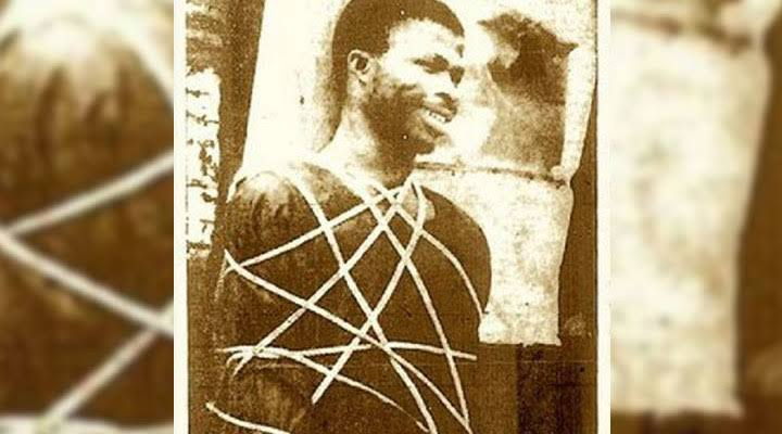 THE REAL STORY OF ISHOLA OYENUSI; NIGERIA'S DEADLIEST ARMED ROBBER 1