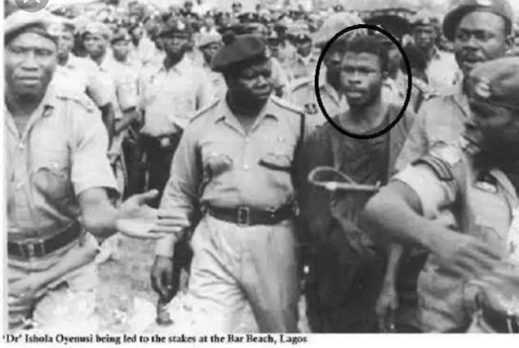 THE REAL STORY OF ISHOLA OYENUSI; NIGERIA'S DEADLIEST ARMED ROBBER 3
