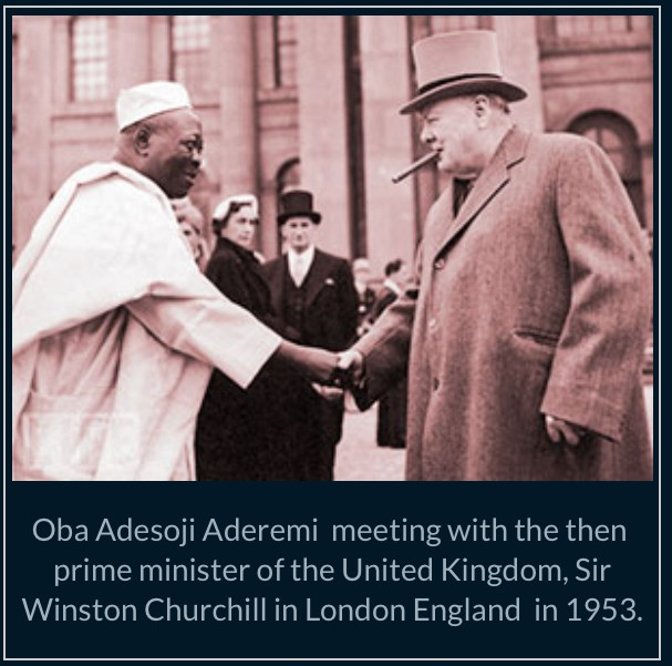 OBA SIR ADESOJI ADEREMI: THE OONI OF IFE THAT ALSO SERVED AS GOVERNOR OF WESTERN REGION 6