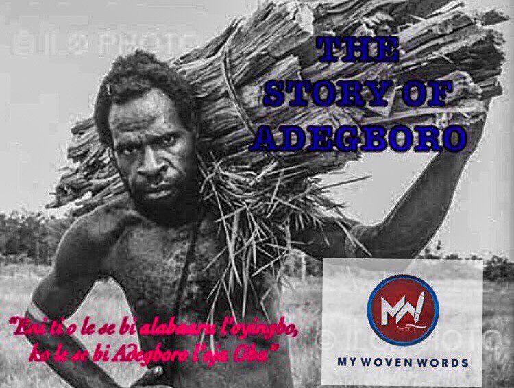 Adegboro