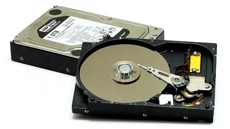 computer laptop hard disk