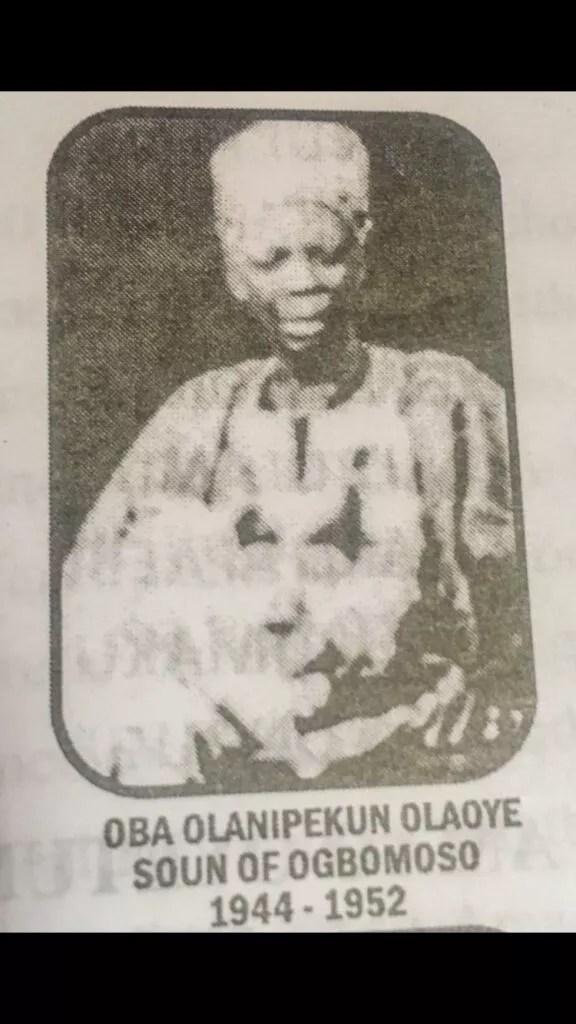 Soun Of Ogbomoso