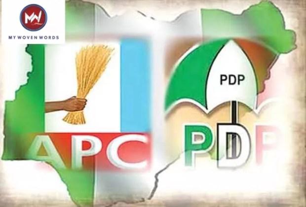 Polity PDP and APC