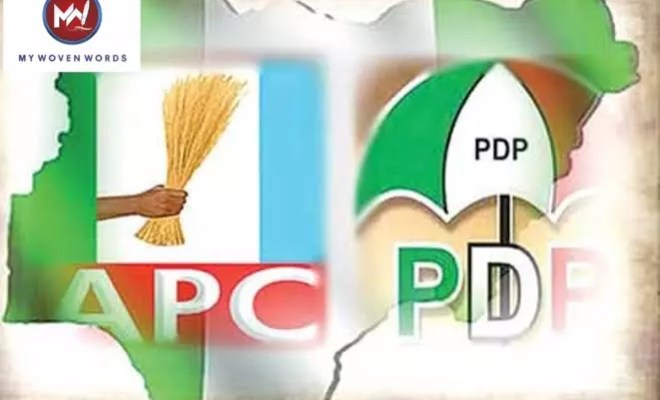 Polity PDP and APC