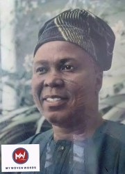 THE MAN, (SIR) CHIEF (HON.) LAWYER, SAMUEL LADOKE AKINTOLA (GCON) THE LAST PREMIER OF WESTERN REGION AND THE 13TH AARE ONA KAKANFO OF YORUBALAND