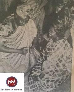 kakanfo Samuel Ladoke AKintola on his coronation