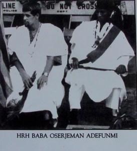 Oba Adefunmi