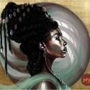 Orisa Aje Olokun - mywovenwords.com