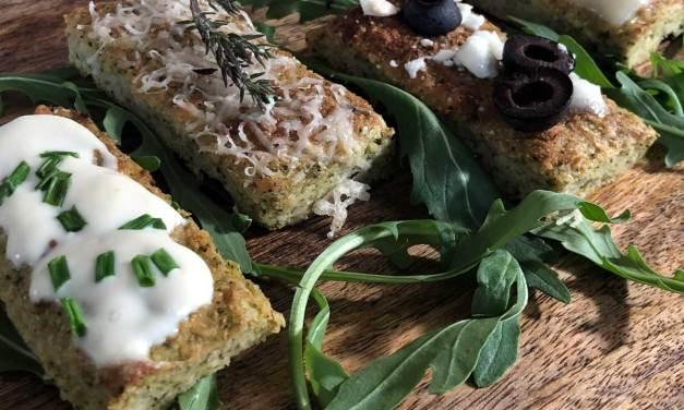 Broccoli Bread