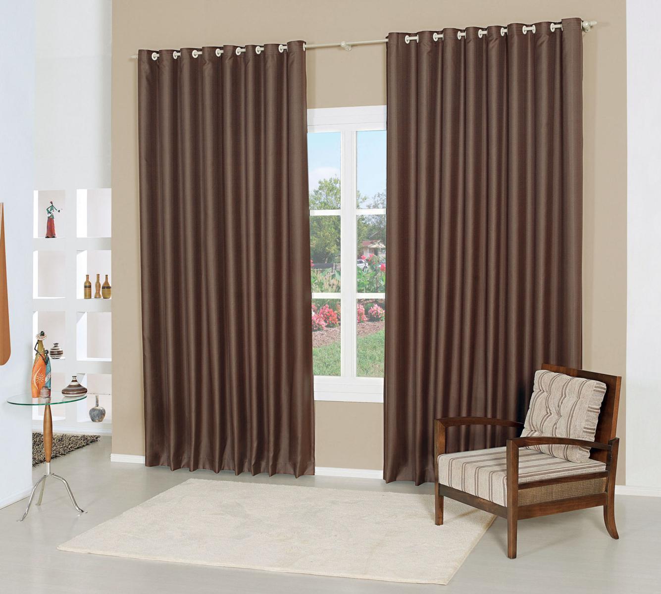 Escolhendo as cortinas para a casa cortinas de tecido