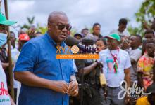 Photo of 'NDC will create sustainable jobs for youth' – Mahama