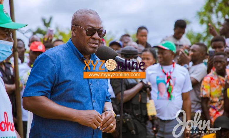 Photo of EC, Judiciary and Parliament must learn from US elections – Mahama