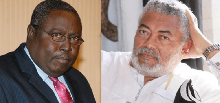 Photo of Amidu was stopped from resigning 4 times by Rawlings