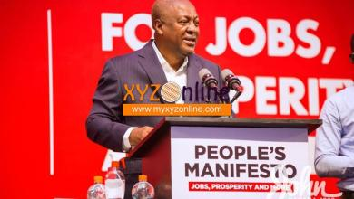 Photo of Publish names of persons removed from voter roll to avert chaos – Mahama to EC
