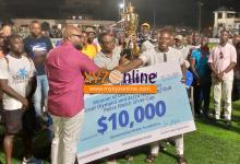 Photo of Accra Great Olympics Oldies Humbled Accra Hearts Of Oak Oldies 2-0