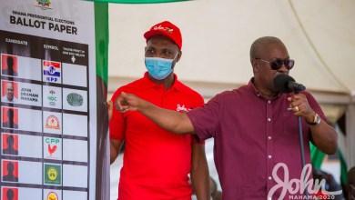 Photo of Akufo-Addo takes Asanteman votes for granted – Mahama