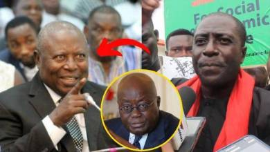Photo of See what angry Captain Smart has revealed about Martin Amidu, dares him to come out