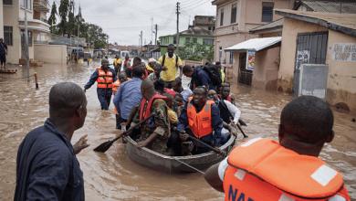 Photo of FUNNY VIDEO: Ghanaians call Dansoman floods 1 Village 1 Dam
