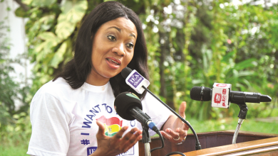 Photo of Jean Mensa: I would've had two children if I were in bed with Prez Akufo-Addo