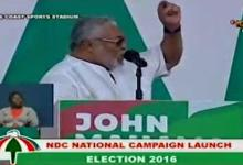 Photo of VIDEO: The Advice Jerry Rawlings gave to Ghanaians about NPP