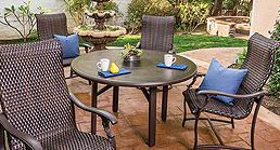 outdoor furniture yard art patio
