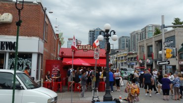 The stand at ByWard market