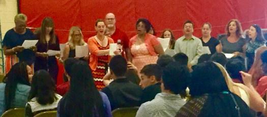 Singing teachers