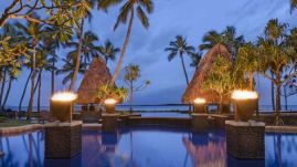 The beautiful Westin Denarau Fiji
