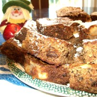 Old-Fashioned Apple Squares