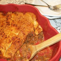 Tex-Mex Casserole with Crescent Roll Crust