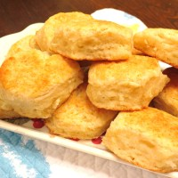 Big, Fat, Fluffy Southern Style Biscuits - Prepared Two Ways!