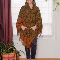 Poncho Indien